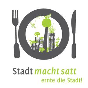 Stadt macht satt Logo