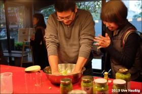 Sauerkraut in Taiwan